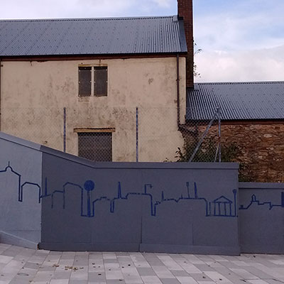 hoardings by BREAD art